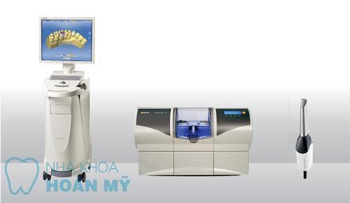 Hệ thống máy trồng răng 1