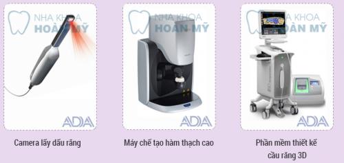 Hệ thống máy trồng răng 2