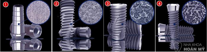 Điều gì làm nên sự tồn tại vĩnh viễn của trụ chân răng Implant Straumann? 1