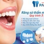 Chụp răng sứ giải pháp phục hình răng an toàn và đẹp nhất 2016