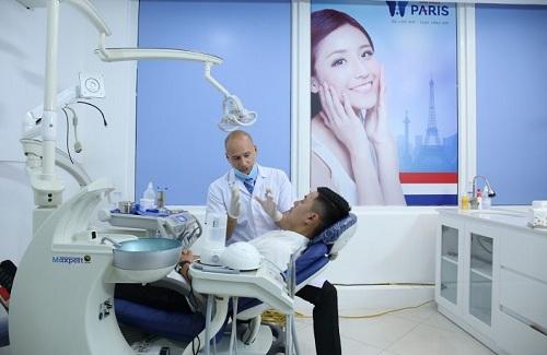 Có nên cấy ghép xương hàm tại nha khoa Paris?