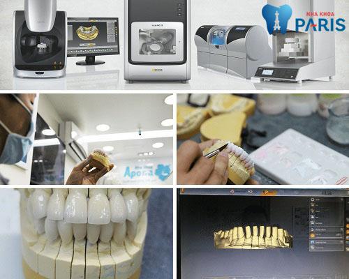 Chụp răng sứ thẩm mỹ CT 5 chiều có quy trình là gì? Lưu ý những gì? 3