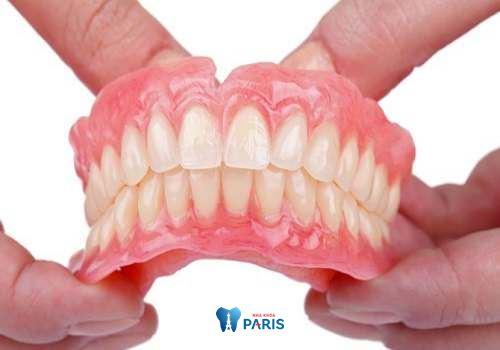 Bật mí về 3 loại răng giả tháo lắp tốt nhất bền đẹp như răng thật? 1