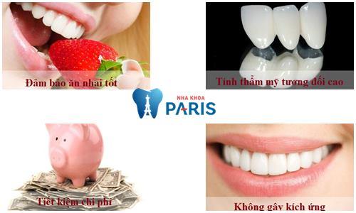 Trồng răng sứ titan - Giải pháp trồng lại răng cố định hiệu quả tiết kiệm 1