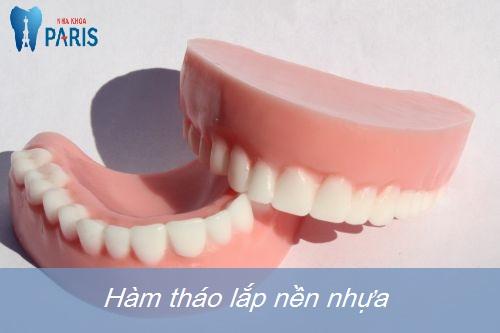 Hé lộ ưu điểm của các loại hàm răng giả tháo lắp TỐT nhất hiện nay 3