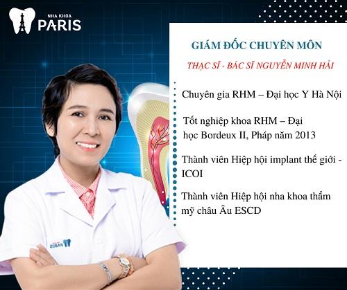 Trồng răng Implant ở đâu TỐT & nhiều Bác Sĩ Giỏi tại Hà Nội - Sài Gòn 16